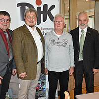DJK Landesverbandstag in Bad Homburg-Kirdorf
